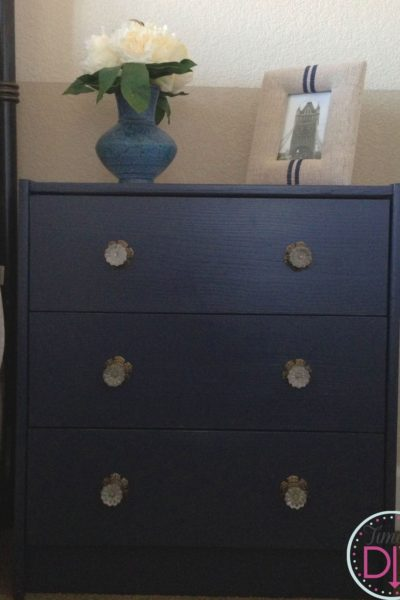 Guest Room Makeover – Chest of Drawers
