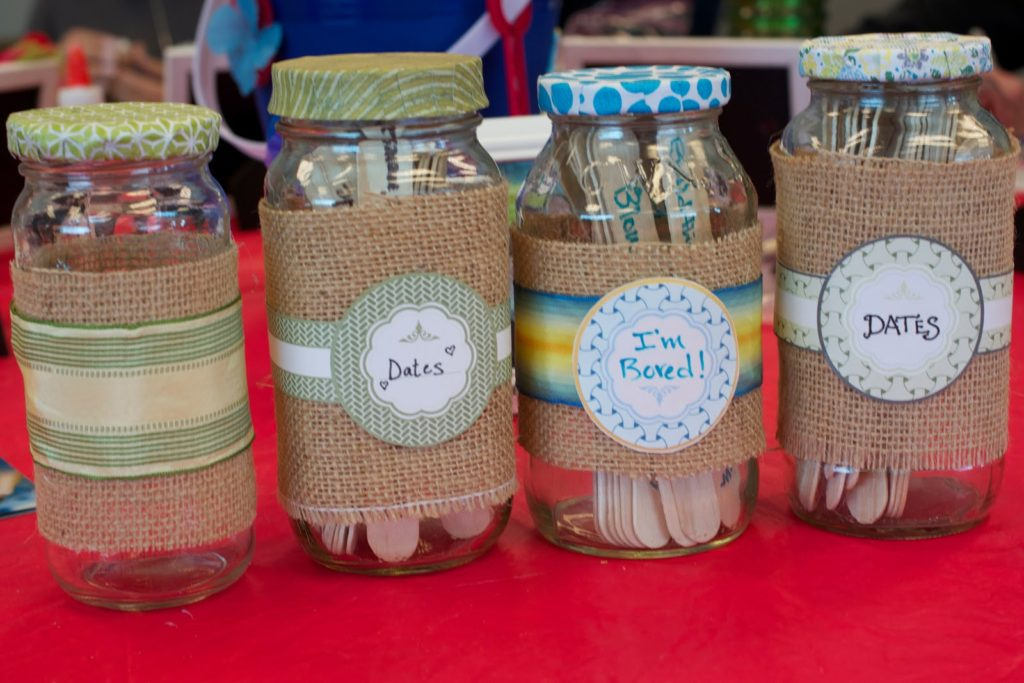 MOPS Craft Summer Fun And Date Night Ideas Jars