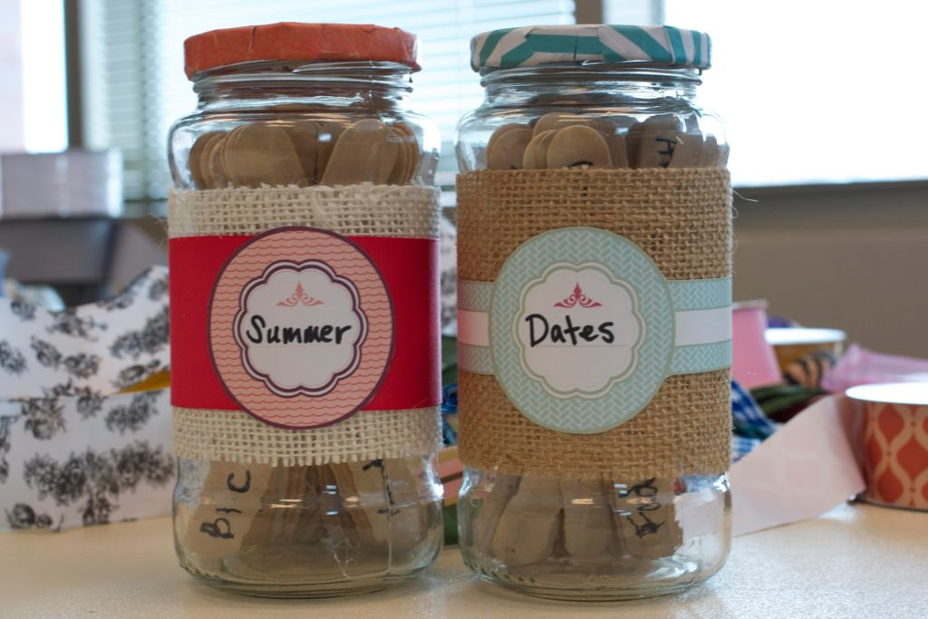 Mops Craft Summer Fun And Date Night Ideas Jars Pretty Healthy House