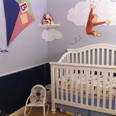 Curious George Nursery