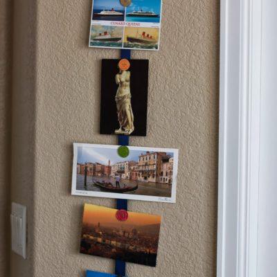 Postcard Hanger