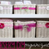 Nursery DIY: Organization equals happier parents