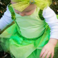 DIY Tinker Bell Costume