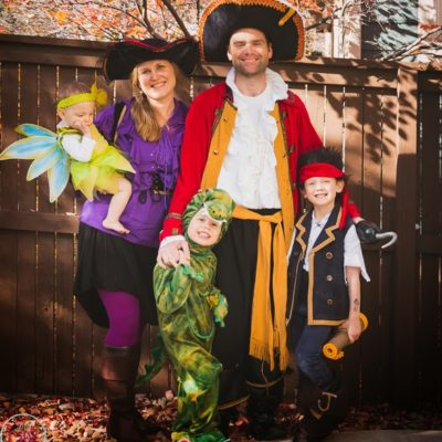 Jake and The Neverland Pirates Halloween Costumes