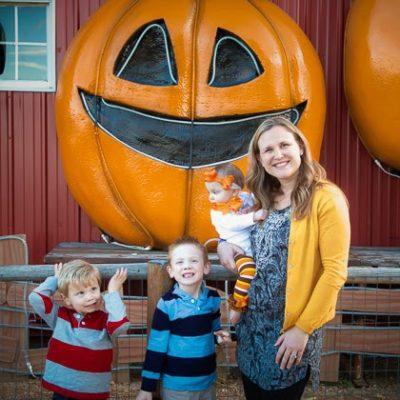 Pumpkin patches o' fun