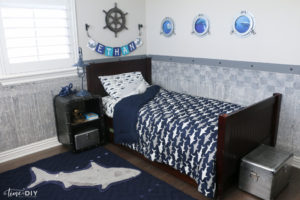 Submarine and Sea Creatures Room