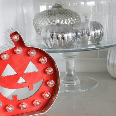 Marquee Pumpkin