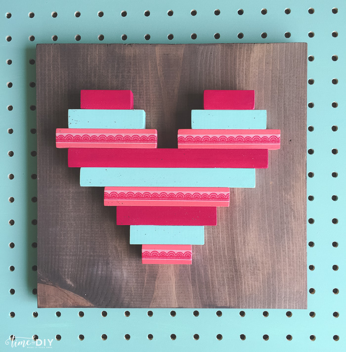 DIY heart kit