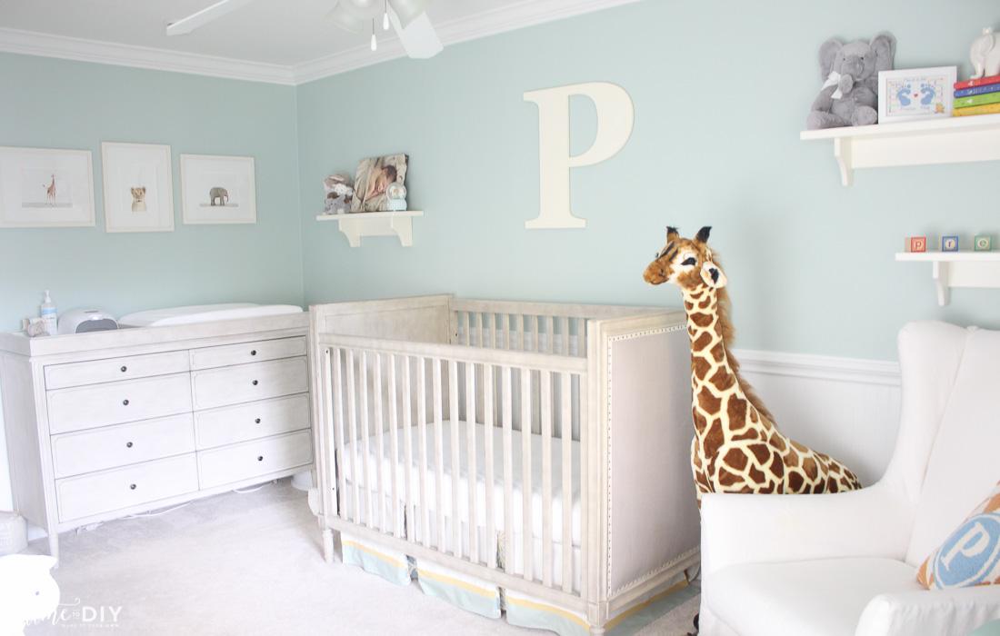 Baby Boy Nursery Inspiration Time To Diy