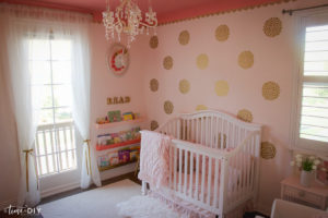 Toddler Room Reveal