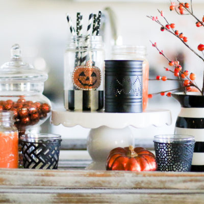 Easy Halloween Decor Ideas