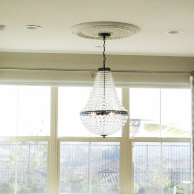 Dining Room Chandelier