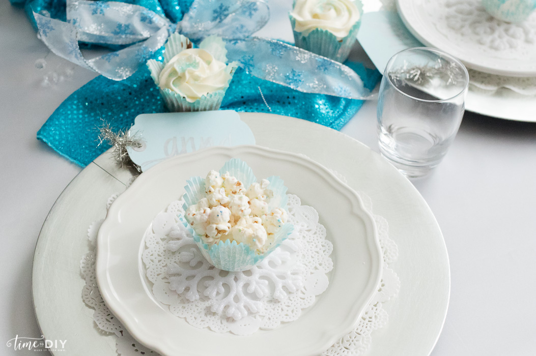 Frozen Inspired Princess Party