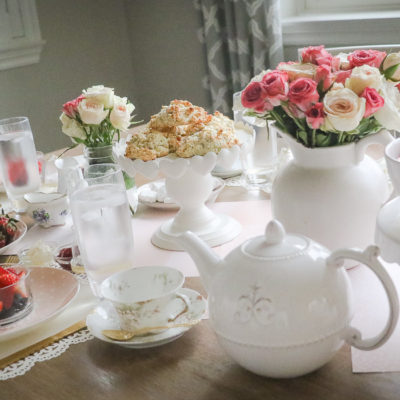 Galentine's Day Tea