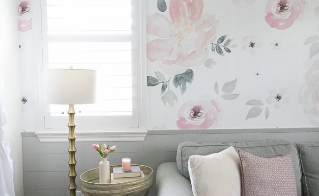 Guest Room Makeover Reveal {One Room Challenge}