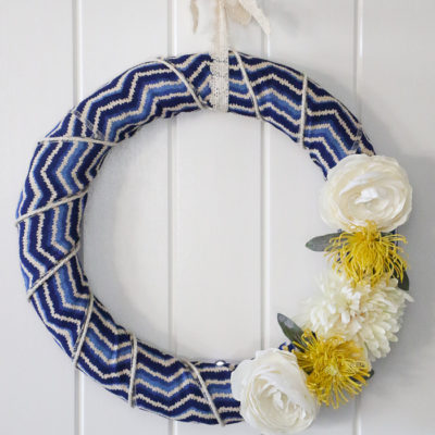 Simple Seasonal Saturdays: Summer Wreath