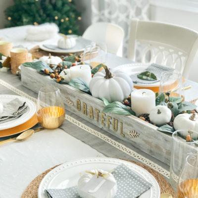 Thanksgiving Recap and Black Friday Sales