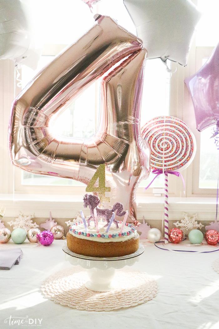 Unicorn Party Decor Ideas - Pretty Healthy House