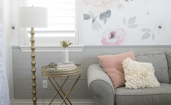 Blog Hop Into Spring: Guest Room Refresh